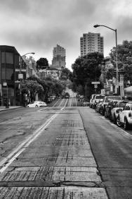 Hyde Street, Powell-Hyde Cable Car, Fishermans Wharf, San Francisco