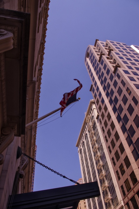 Mission Street, Financial District, San Francisco
