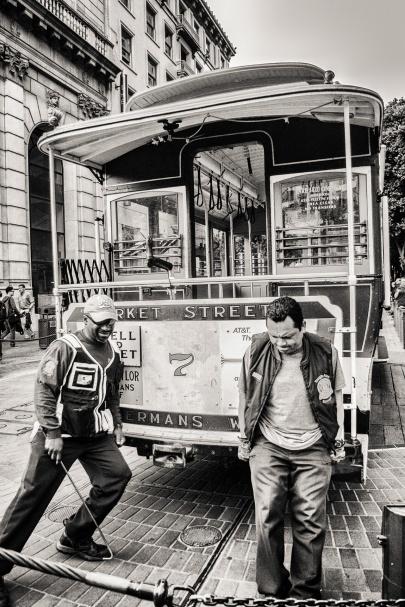 Market-Powell-Street, Financial District, San Francisco