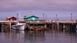 Fishermans Wharf, Monterey, Kalifornien