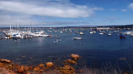 Monterey Harbor, Monterey, Kalifornien