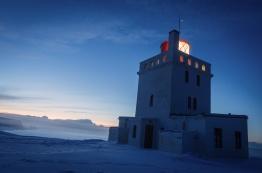 Leuchtturm am Kap Dyrhólaey