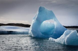 Gletscherlagune JökulsárlónGletscherlagune Jökulsárlón